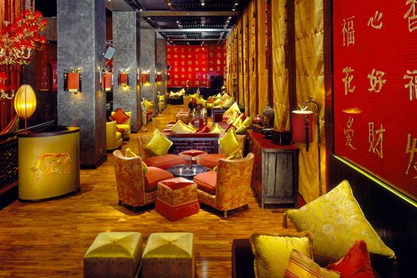 Création Pascale Gontier pour le Buddha à Dubai