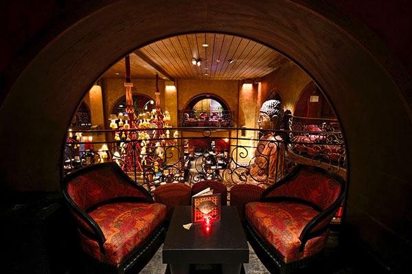 Buddha Bar à Paris, création Pascale Gontier